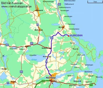 skinnskatteberg karta Kuriosan, loppis i Gåsvik Väddö skinnskatteberg karta